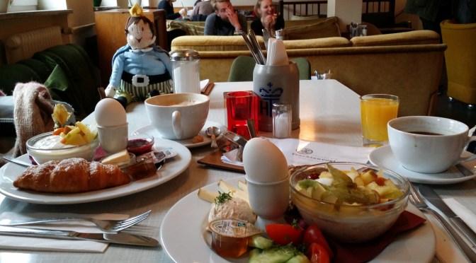 Frühstück in München: Trachtenvogl