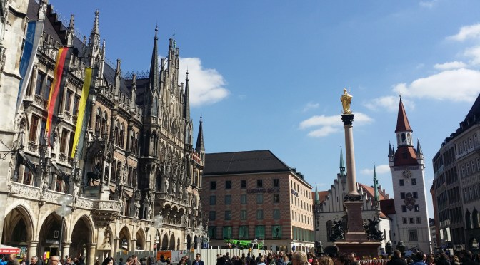 Happy 857th Birthday, München!!! – Stadtgründungsfest