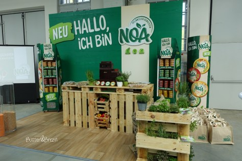 NOA_Veggie World_Messestand