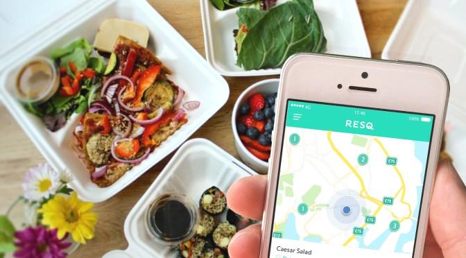 ResQ – die App zur Lebensmittelrettung