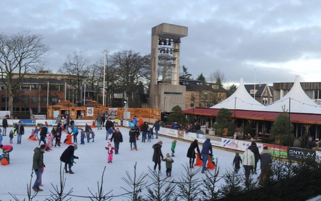Staking? Kom vanaf 13.00u schaatsen!
