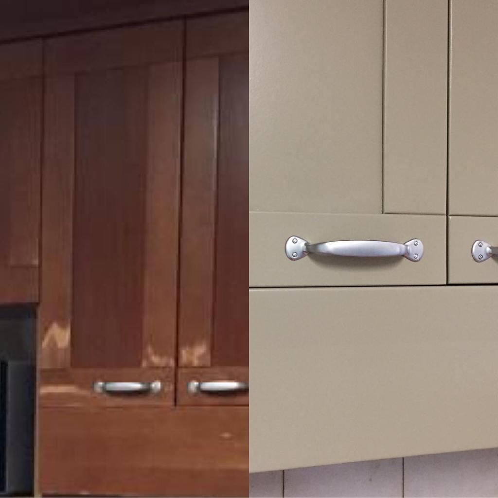 Antes y Después de Una Cocina en Somió Gijón