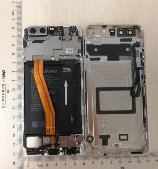 Huawei P10 FCC (1)