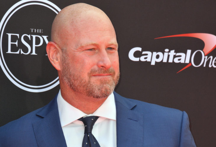 LOS ANGELES, CA - July 18, 2018: Trent Dilfer at the 2018 ESPY Awards at the Microsoft Theatre LA Live