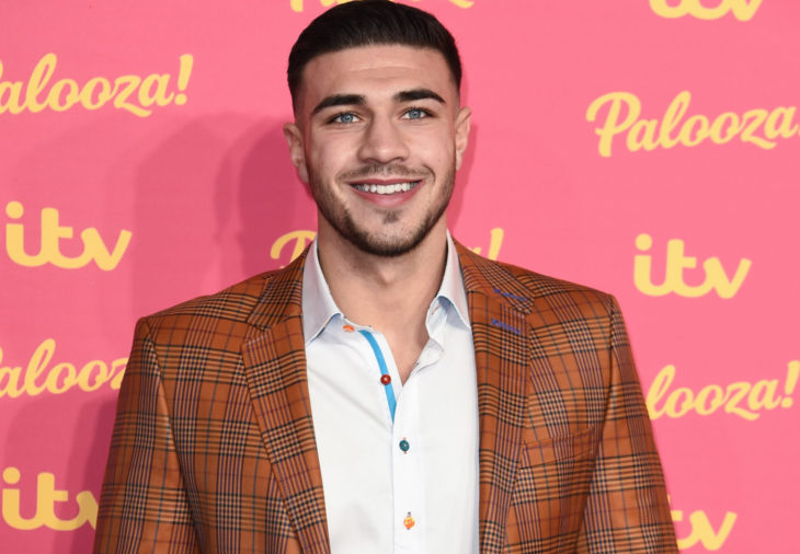 LONDON, UK. November 12, 2019: Tommy Fury arriving for the ITV Palooza at the Royal Festival Hall, London. Picture: Steve Vas/Featureflash