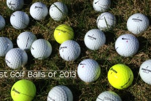 best-golf-balls-of-2013