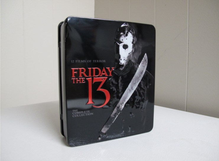 Friday the 13th: The Complete Collection Review