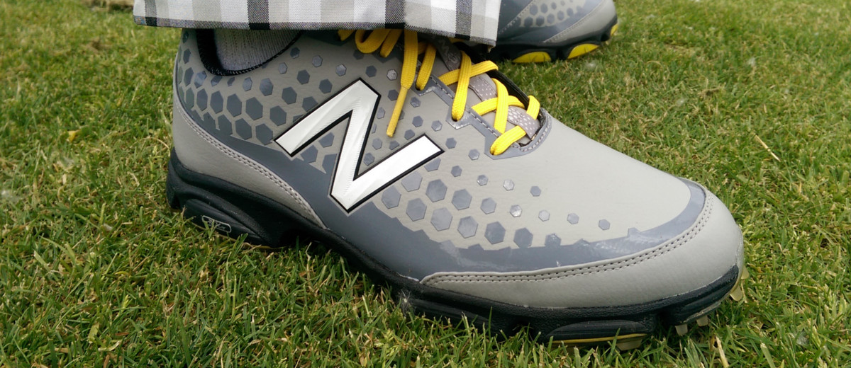 New Balance Golf 2002 Range Review | Busted Wallet