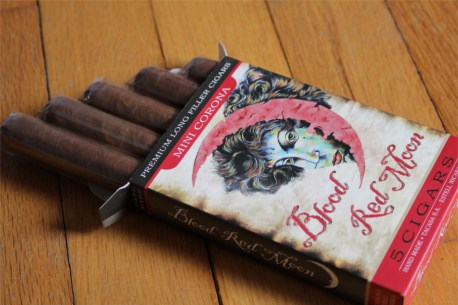 Blood Red Moon Cigar Review