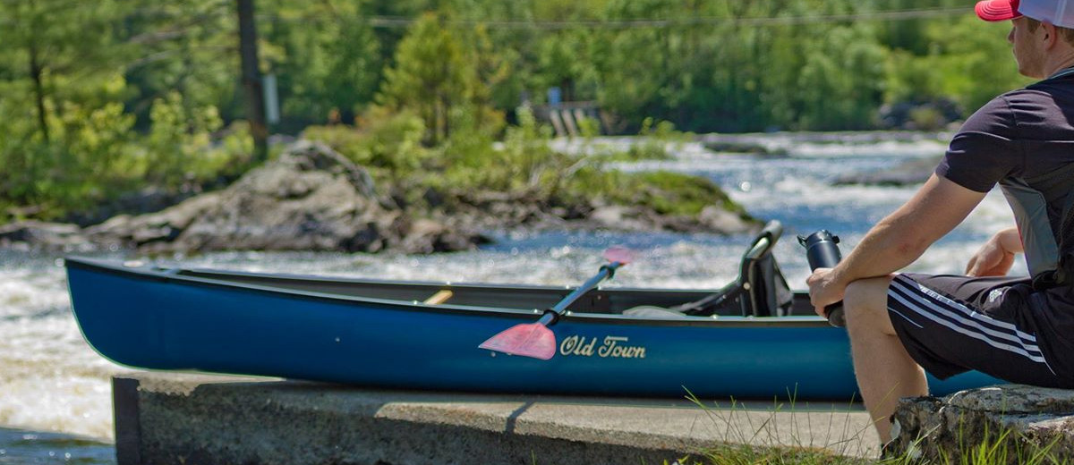 NEXT Canoe by Old Town - Gear Review | Busted Wallet