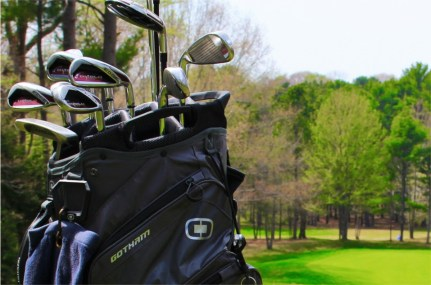 gotham golf bag review