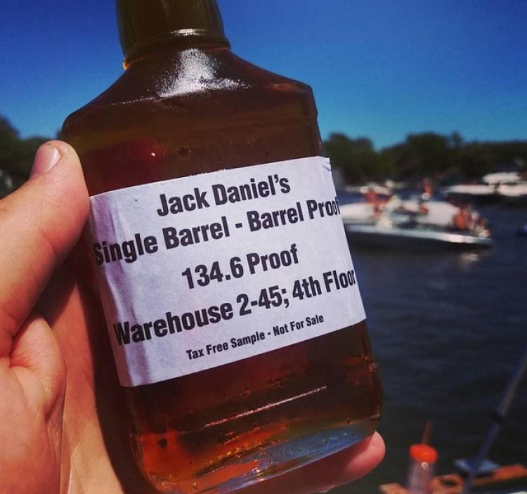 jack daniels barrel proof reivew