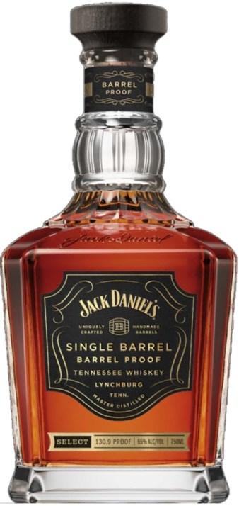 jack daniels single barrel barrel proof