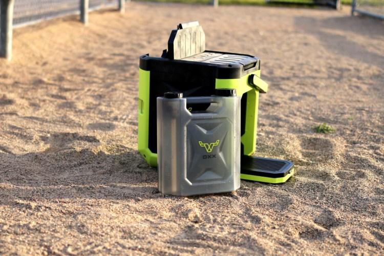 Oxx Coffeeboxx - Dirt
