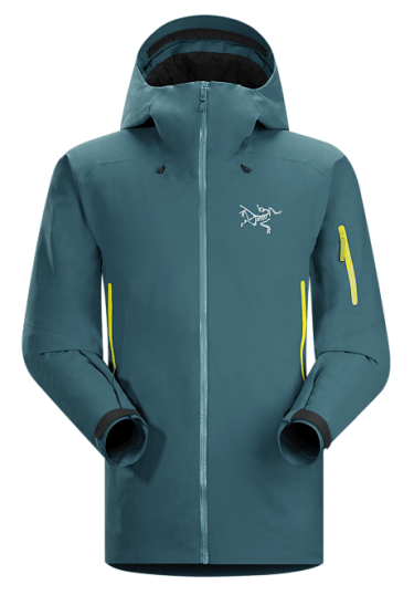 Arc'teryx's Fissile jacket busted wallet review Hinto