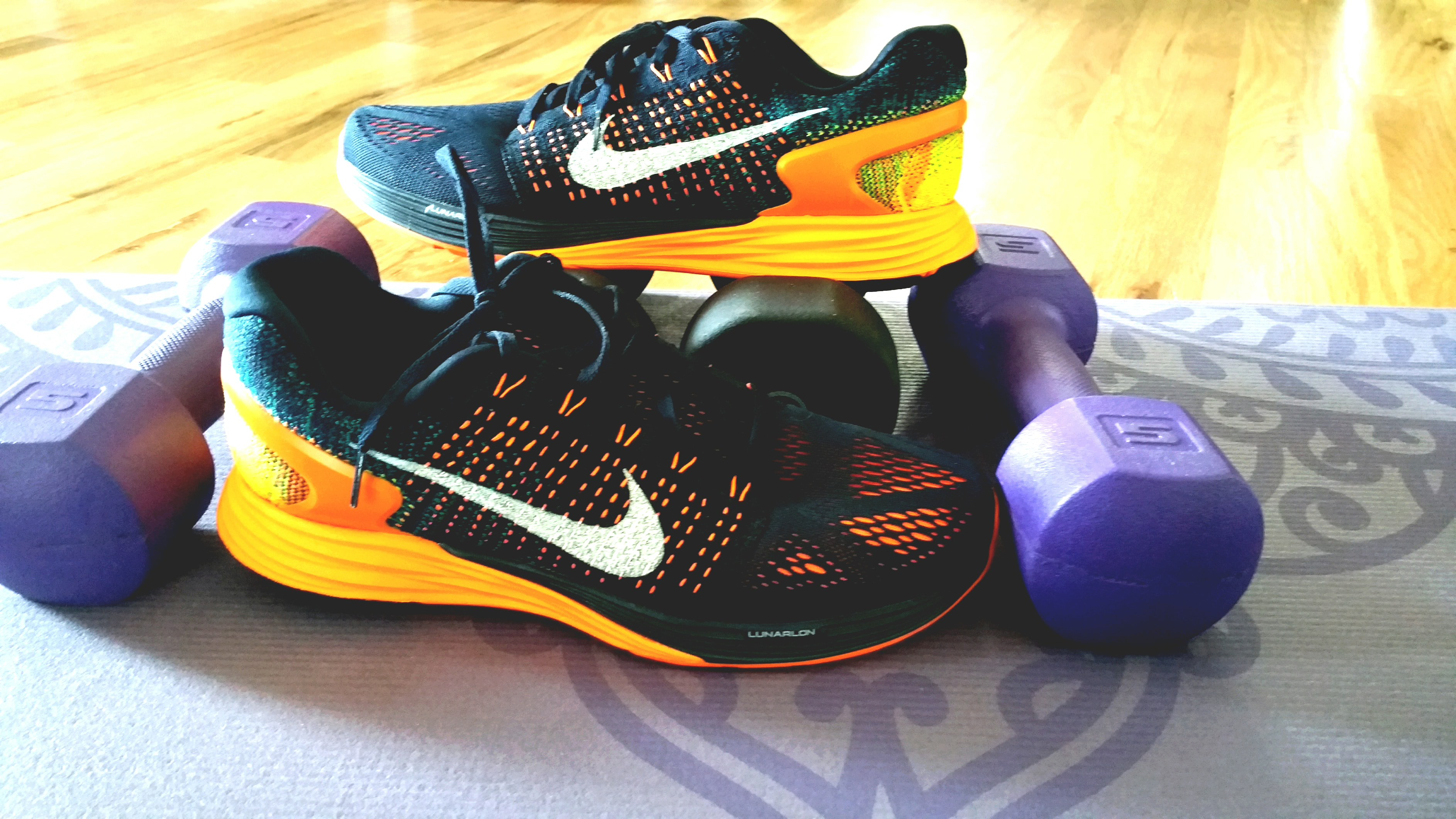 premium selection 8f6e9 35de5 Nike LunarGlide 7 – Fitness Review