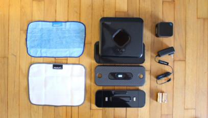 Irobot Braava 380t Tech Review Busted Wallet