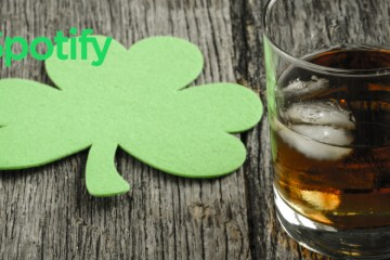 st patricks day playlist