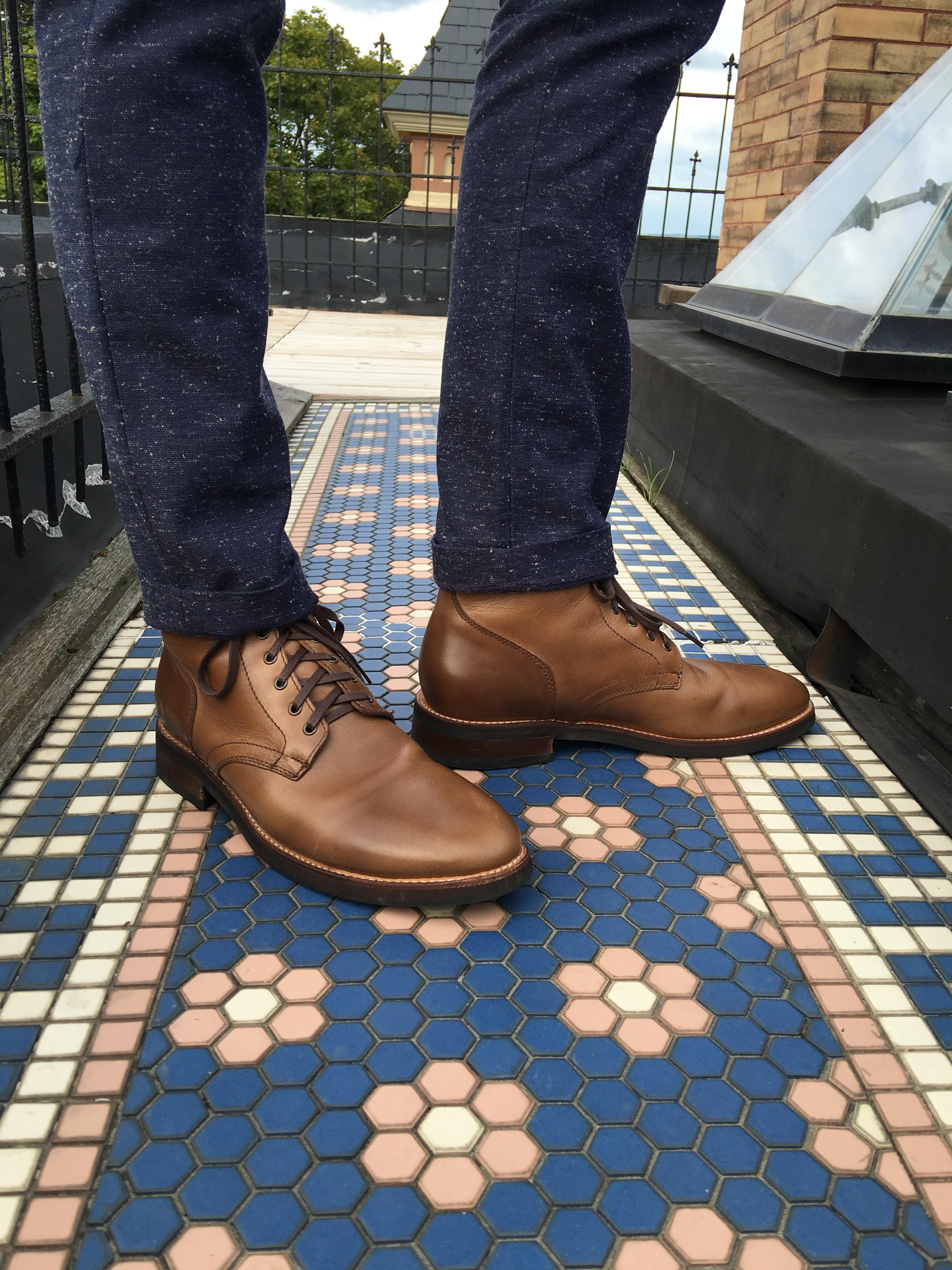 b26f79f4e6e7 Thursday Boot Company - Style Review