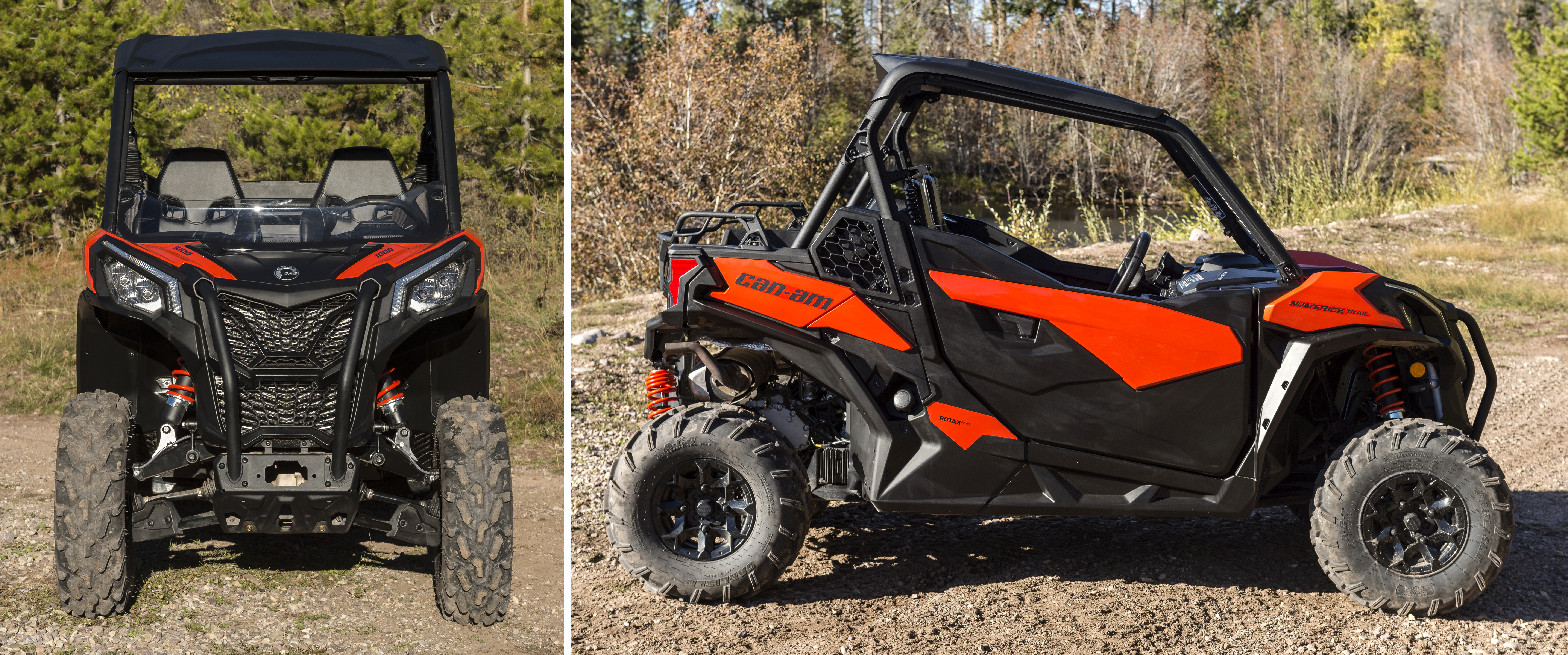 Can-Am Maverick Trail DPS 1000 - Trail Review | Busted Wallet