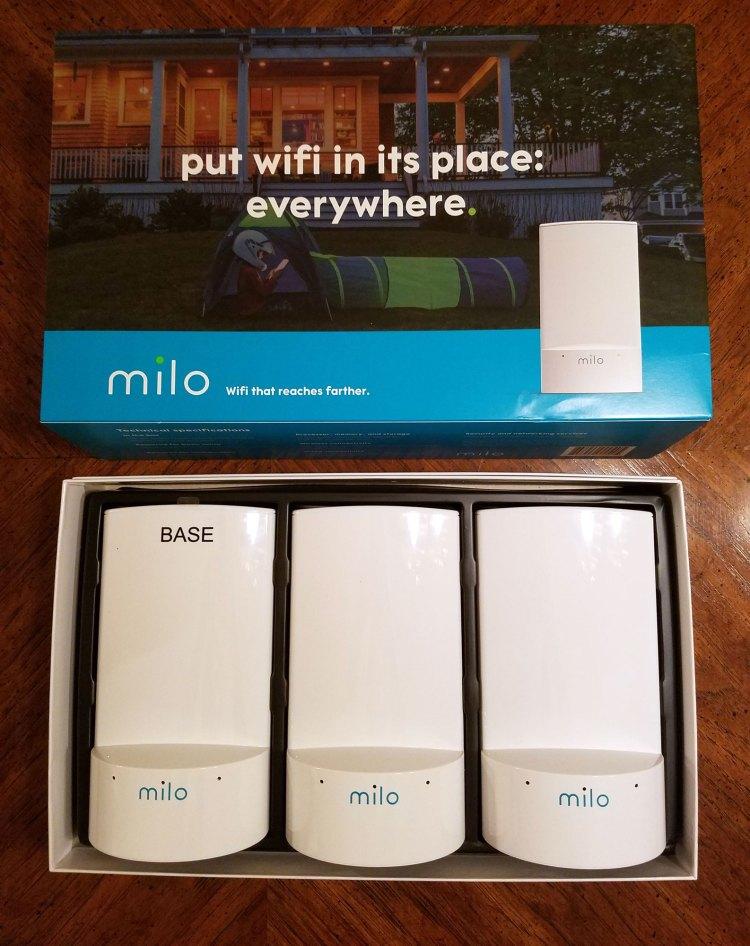 Milo Wifi