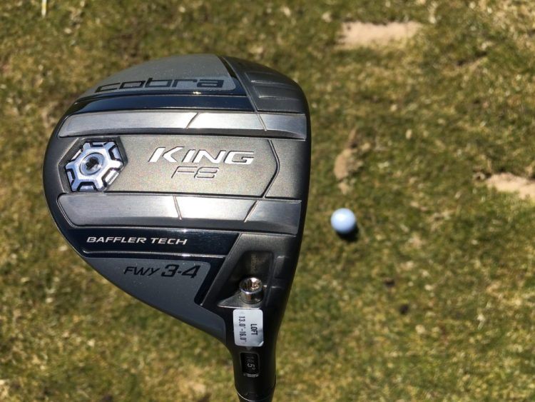 Cobra King F8 Fairway Wood Review
