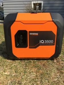 Generac IQ3500 Review