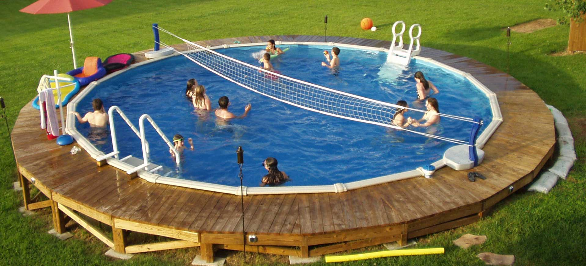 Above Ground Pool Buster Crabbe Pool Springfield Mo