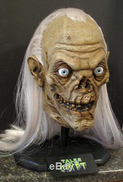 Tales From The Crypt Cryptkeeper Lifesize Bust With Stand