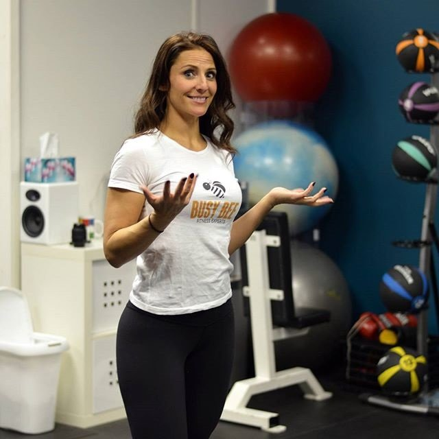 personal trainer Toronto.
