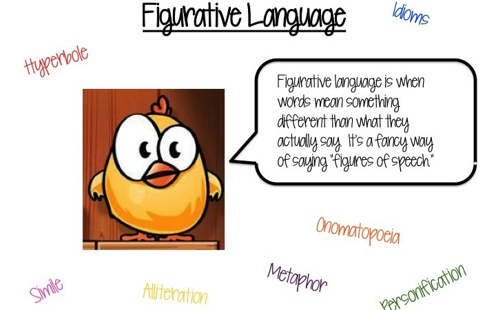 Figurative Language Freebies!