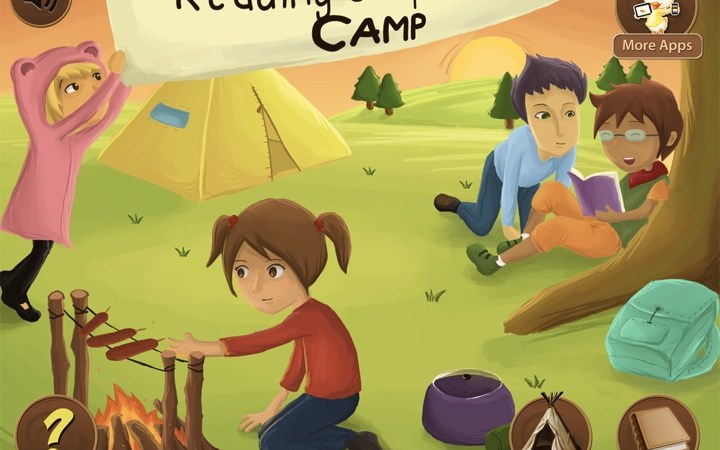 Reading Comprehension Camp App Review
