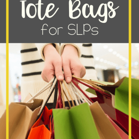 Top 10 Best Tote Bags for SLPs