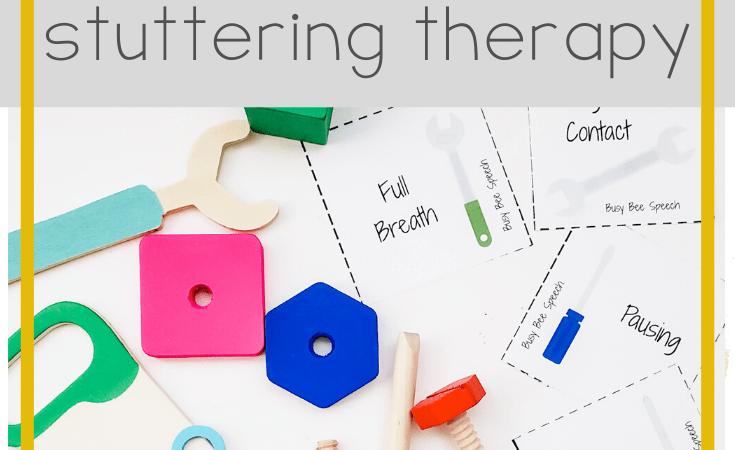 10 Toys for Stuttering Therapy Activities