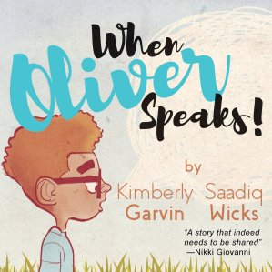 When Oliver Speaks - book for fluency