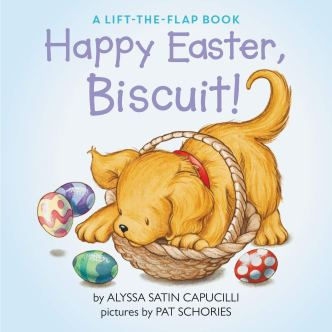 Happy Easter, Biscuit