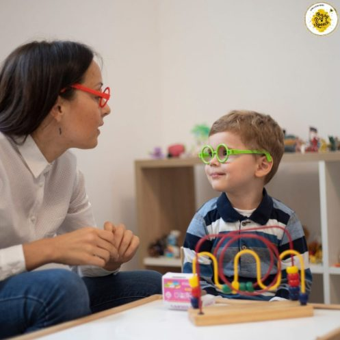 play-based preschool language therapy