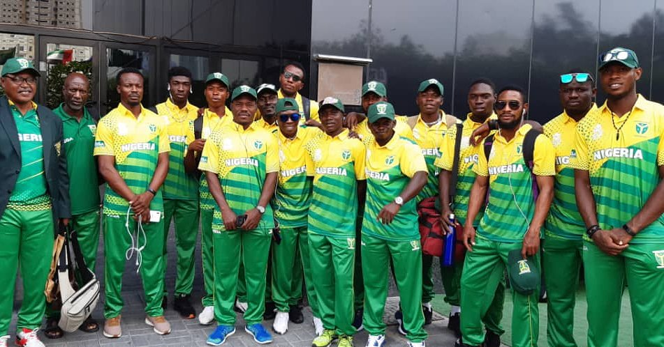 Nigeria Cricket National Team - Cricket: Nigeria lose first match by 69 runs to Jersey in World Cup Qualifier