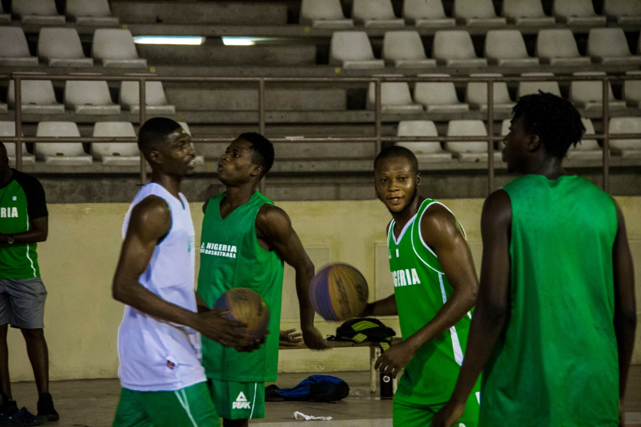 388846D2 FE3F 4983 946B B0E9E4958D76 - Nigeria begin campaign in FIBA 3×3 Africa Cup with wins in 4 categories