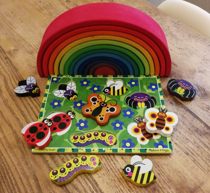 Melissa and Doug Insect Puzzle