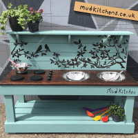 Early Years Garden of Our Dreams. Part 3 – Mud Kitchens Galore