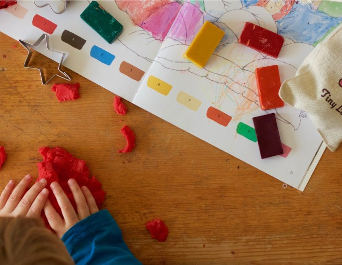 busy busy learning - meet the mum behind the maker - handcrafted - handmade - wooden toys - fabric toys - learning resources - fine motor skills - small world play - tiny land - paint - playdough - crayons - sensory play - rice play - small world - salt dough - water play - allergy - vegan - gluten free