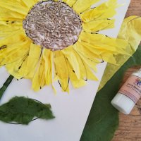 Sunflower Crafts - Spring & Summer Play