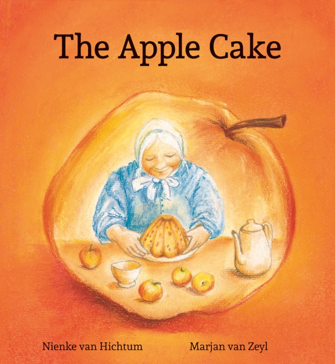 The Apple Cake front cover from Floris publishing