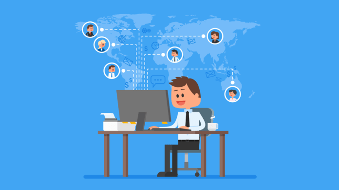 remote working, remote teams, working from home