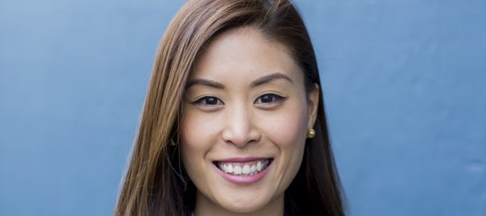 Jessica Ip is the spokesperson for leading parcel delivery service CouriersPlease (CP).