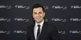 Steve Nouri Disruptors Awards cropped