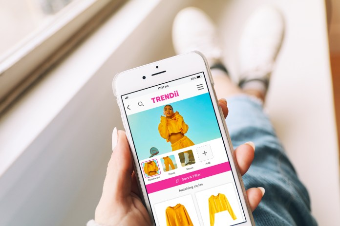 AI-fuelled online shopping app Trendii revolutionises fashion industry