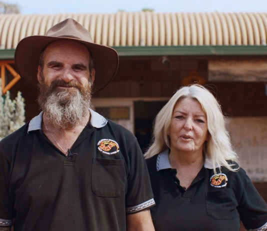 Clothing brand, Vollebak prepares for life on Mars in the Aussie outback