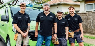 For Spurling Electrical, work's a beach - Clipsal #SparkiesOfAus